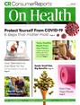 Consumer Reports On Health Magazine | 6/2020 Cover