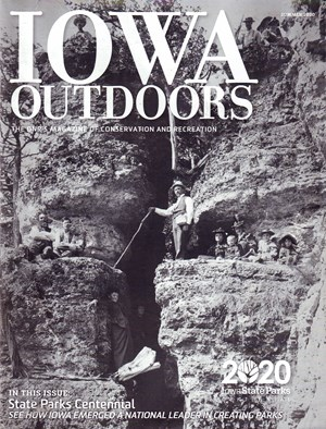 Iowa Outdoors Magazine | 6/2020 Cover