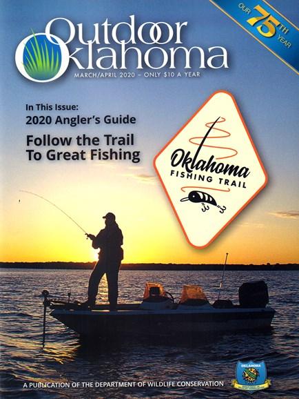 Outdoor Oklahoma Cover - 3/1/2020