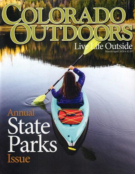Colorado Outdoors Cover - 3/1/2020