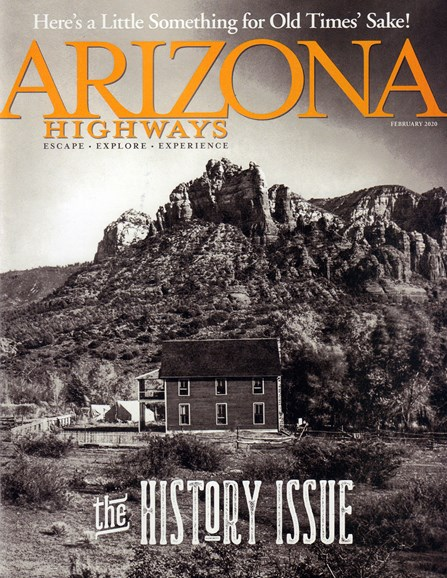 Arizona Highways Cover - 2/1/2020