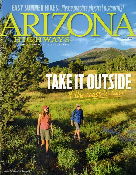 Arizona Highways Cover - 6/1/2020