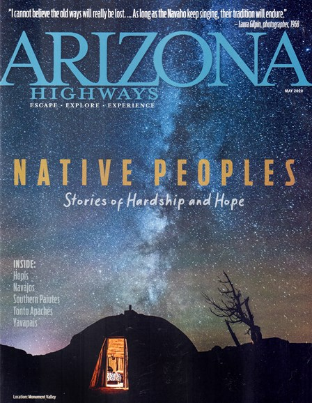 Arizona Highways Cover - 5/1/2020