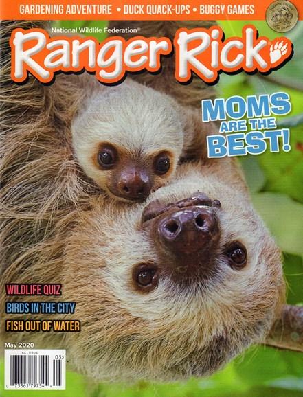Ranger Rick Cover - 5/1/2020