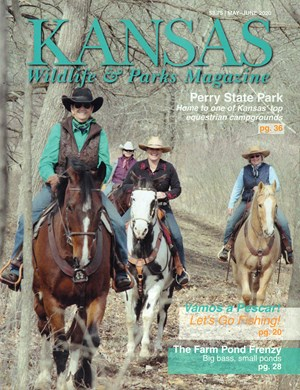 Kansas Wildlife & Parks Magazine | 5/2020 Cover