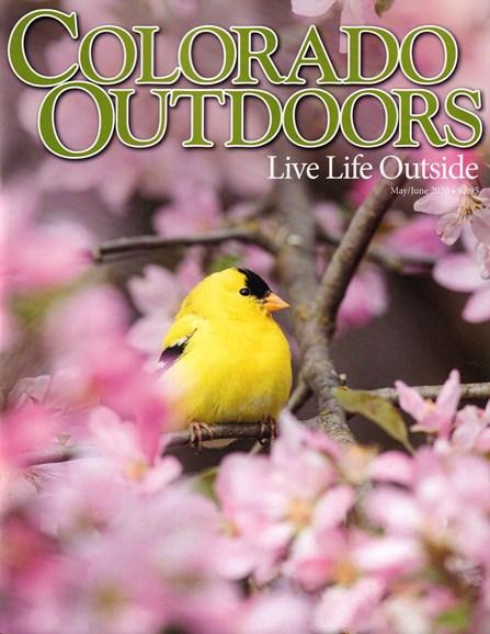 Colorado Outdoors Cover - 5/1/2020