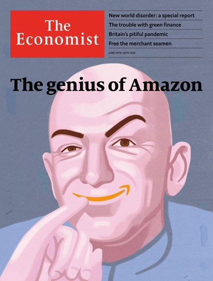 The Economist Cover - 6/20/2020
