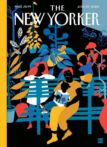 The New Yorker Cover - 6/29/2020