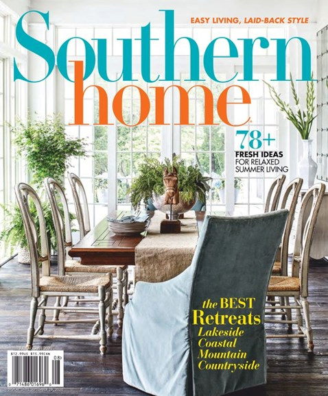 Southern Home Cover - 7/1/2020