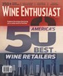 Wine Enthusiast Magazine | 8/2020 Cover
