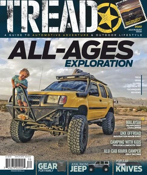 Tread Cover - 7/1/2020