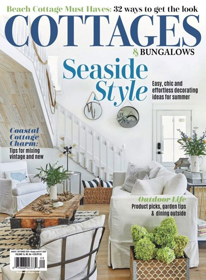 Cottages & Bungalows Cover - 8/1/2020