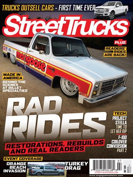 Street Trucks Cover - 7/1/2020
