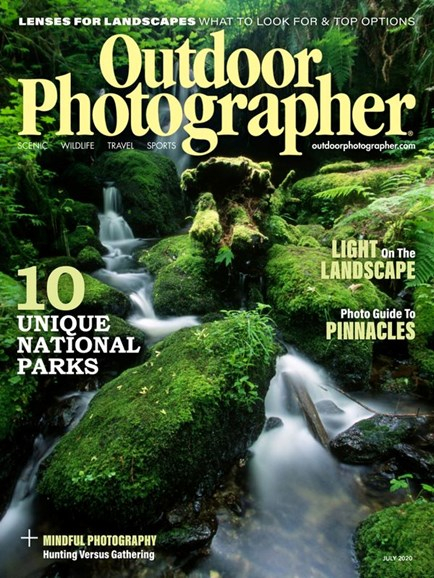 Outdoor Photographer Cover - 7/1/2020