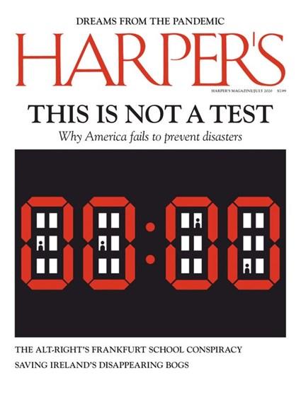 Harper's Cover - 7/1/2020