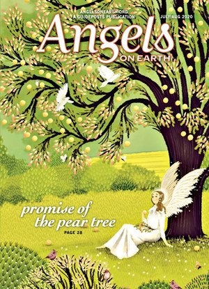 Angels on Earth Magazine | 7/2020 Cover