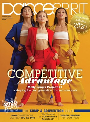 Dance Spirit Magazine | 6/2020 Cover