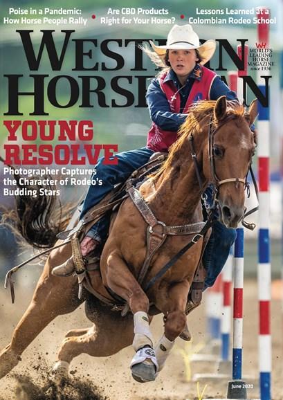 Western Horseman Cover - 6/1/2020