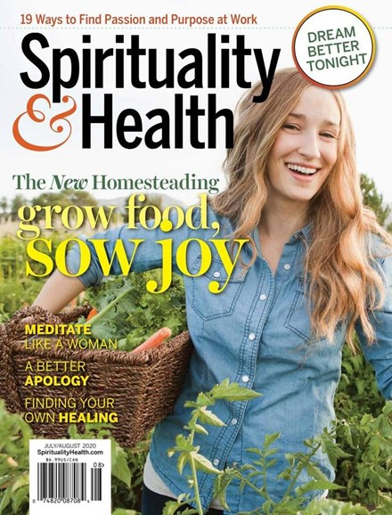 Spirituality & Health Cover - 7/1/2020