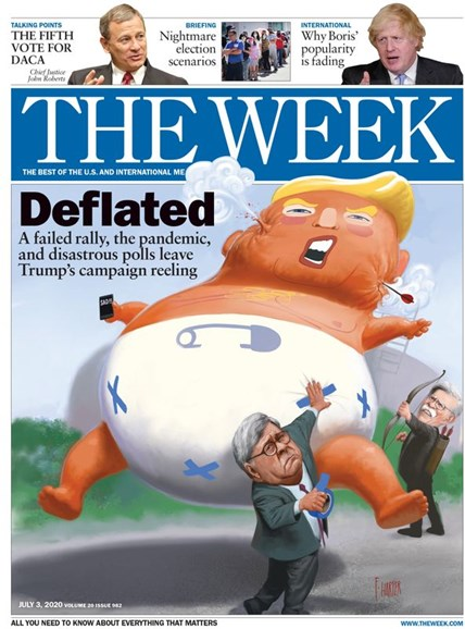 The Week Cover - 7/3/2020