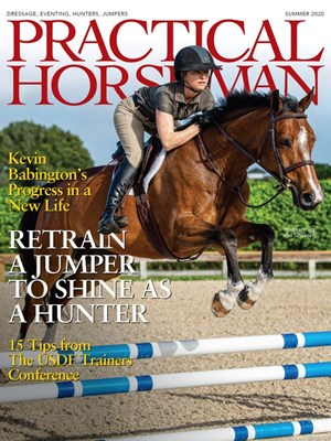 Practical Horseman Magazine | 6/2020 Cover