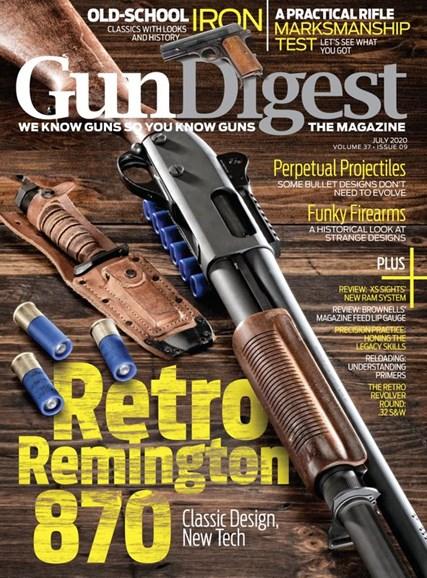 Gun Digest Cover - 7/1/2020