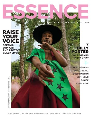Essence Magazine | 7/2020 Cover