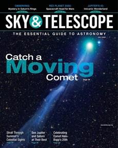 Sky & Telescope | 7/2020 Cover