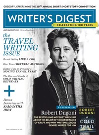 Writer's Digest Magazine   7/2020 Cover
