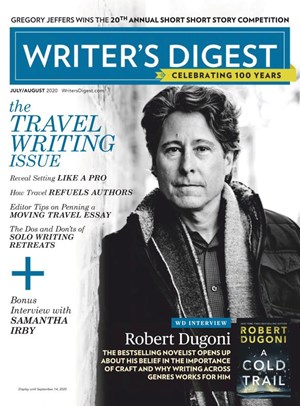 Writer's Digest Magazine | 7/2020 Cover