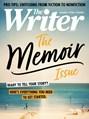 The Writer Magazine | 8/2020 Cover