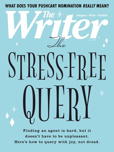 The Writer Cover - 7/1/2020