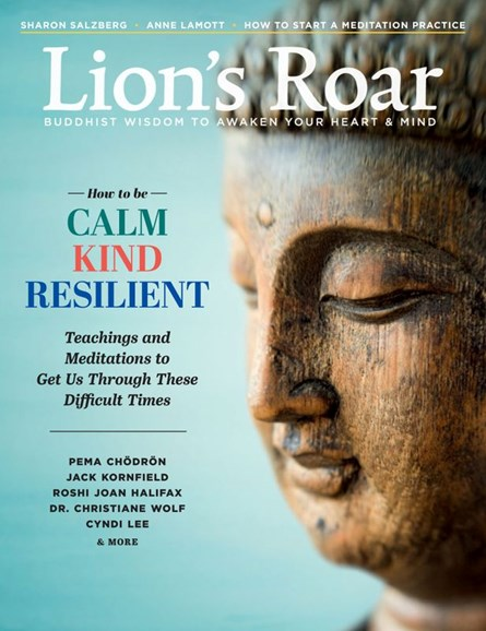 Lion's Roar Cover - 7/1/2020