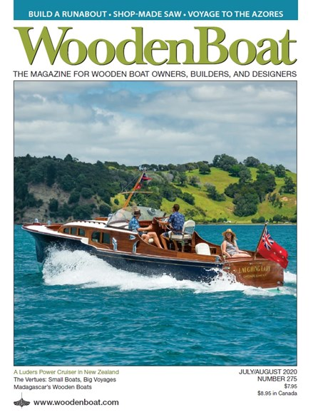 Wooden Boat Cover - 7/1/2020