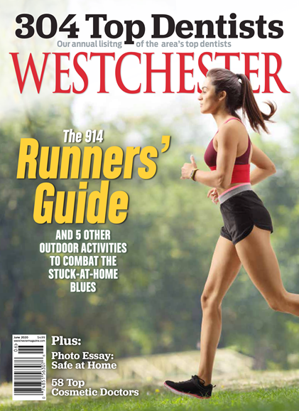 Westchester Magazine Cover - 6/1/2020