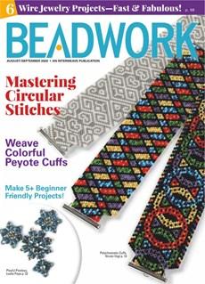 Beadwork   8/2020 Cover