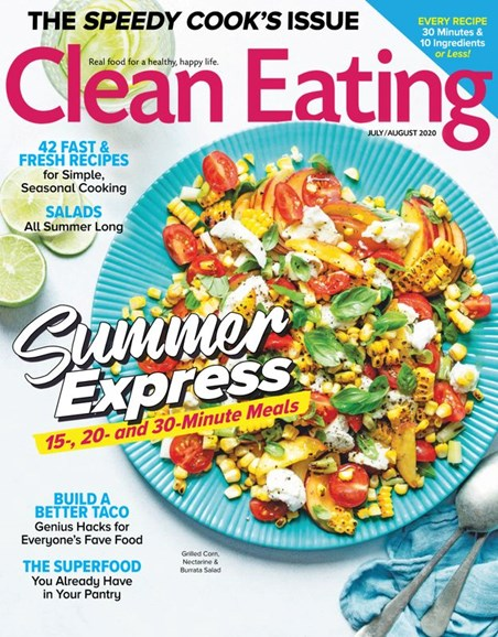 Clean Eating Cover - 7/1/2020