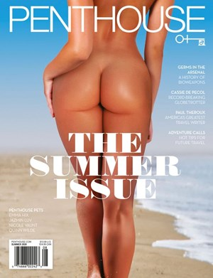Penthouse Magazine | 6/2020 Cover