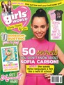 Girls' World | 8/2020 Cover