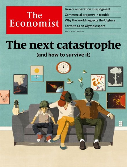 The Economist Cover - 6/27/2020