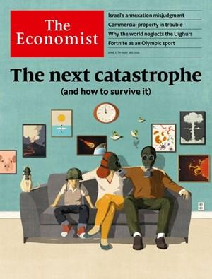 Economist   6/27/2020 Cover