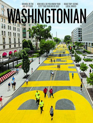 Washingtonian | 6/2020 Cover