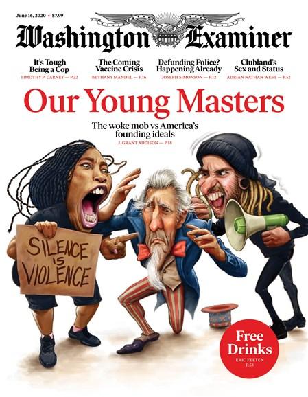 Washington Examiner Cover - 6/16/2020