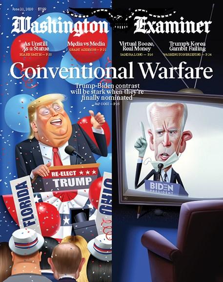 Washington Examiner Cover - 6/23/2020