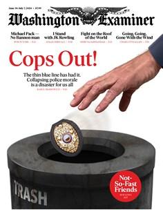 Washington Examiner | 6/2020 Cover