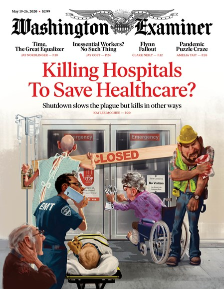 Washington Examiner Cover - 5/19/2020