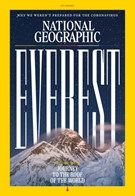 National Geographic Magazine 7/1/2020