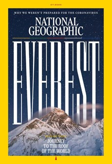 National Geographic | 7/2020 Cover