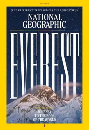 National Geographic Magazine | 7/2020 Cover