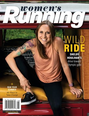 Women's Running Magazine | 7/2020 Cover